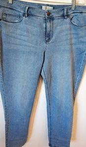J.Jill Aunthentic fit Jeans